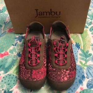 "Jambu ""Robin"" mesh memory form shoes"